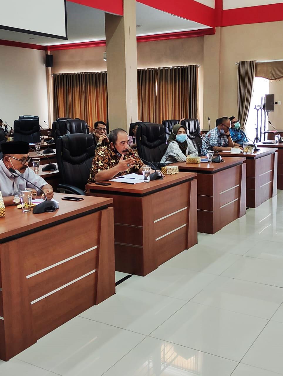 Kunjungan Kerja Sekretariat DPRD Kabupaten Subang