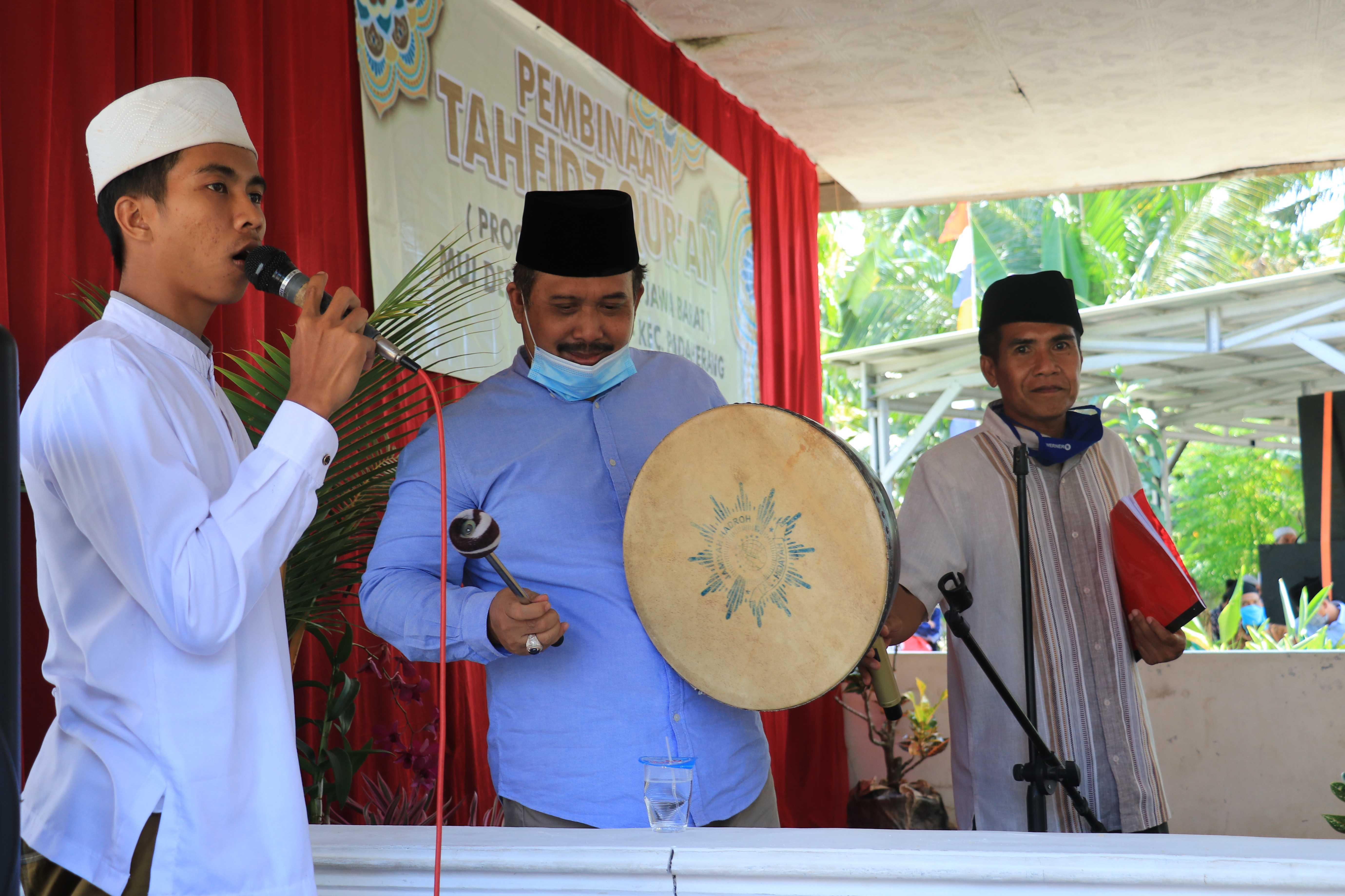 Bupati Pangandaran Apresiasi Kegiatan Hafidzh Qur'an