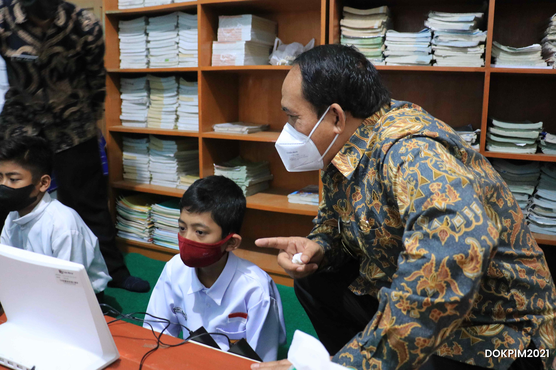Dalam Rangka Menciptakan Pendidikan Yang Juara, Pemda Pangandaran Terapkan Digitalisasi Pendidikan