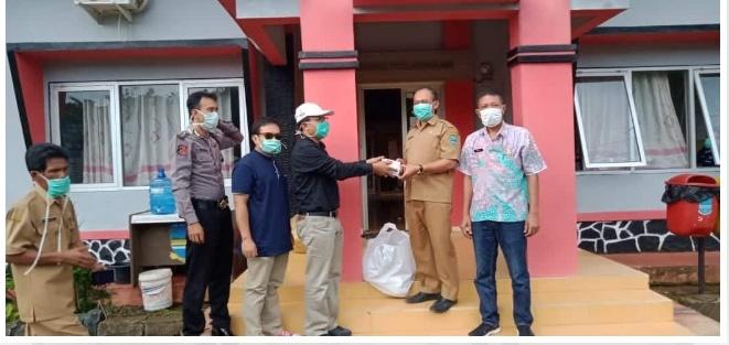 Pemerintah Daerah Kabupaten Pangandaran Berikan Alat Rapid Tes Sebanyak 58 Unit ke Puskesmas Langkaplancar