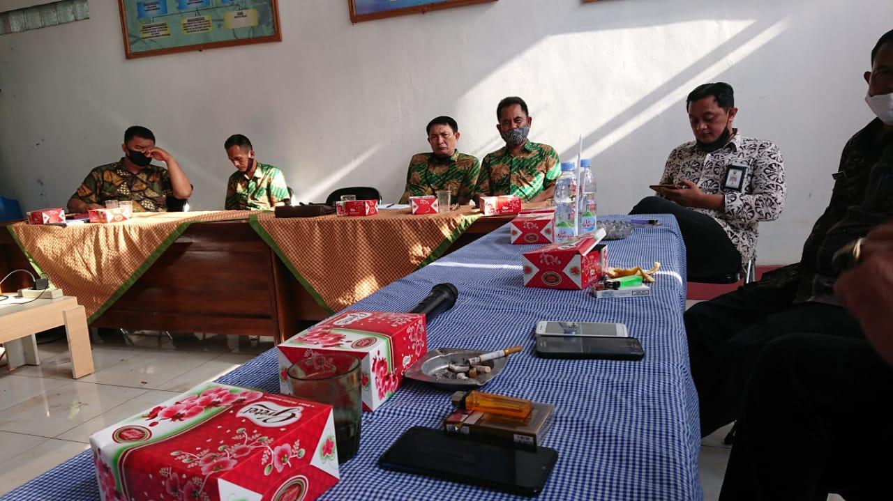 Kunjungan Kerja DPMD Kabupaten Sumedang ke DINSOSPMD Kabupaten Pangandaran