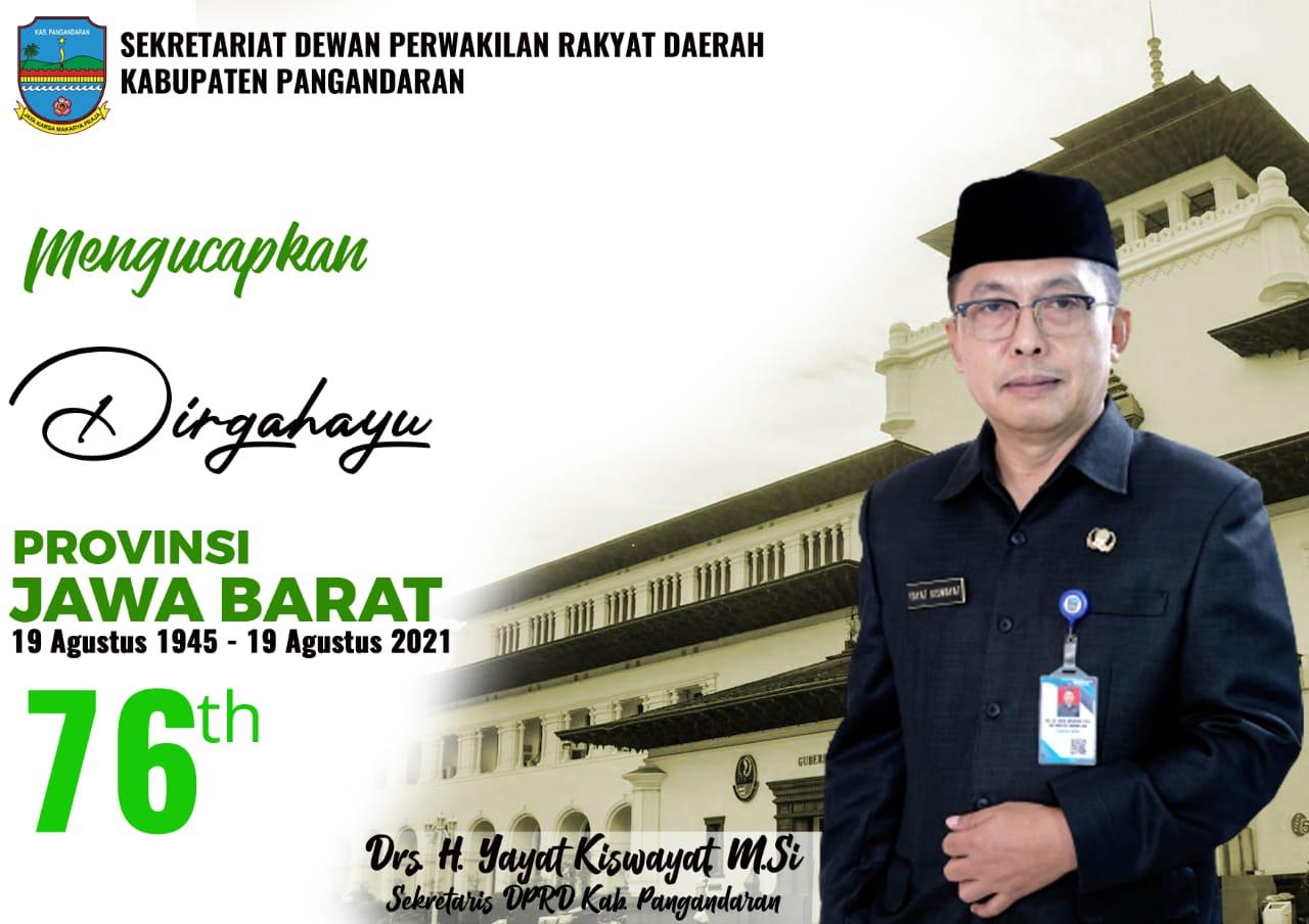 Hari Jadi Provinsi Jawa Barat